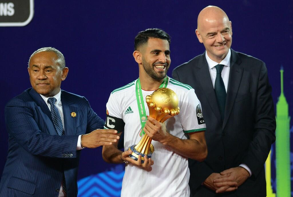 Riyad Mahrez Missed Manchester City's Community Shield Due to Doping Control Worries