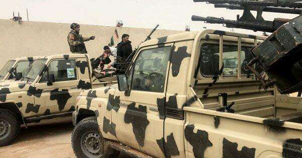 Haftar's Forces Announce a Halt to All Military Operations During Eid al-Adha