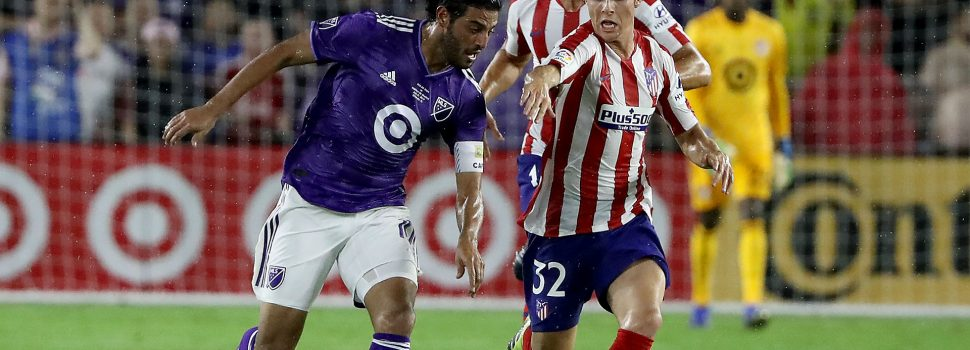 MLS All-Star Game 2019: Llorente, Felix Lead Atletico Madrid to Win