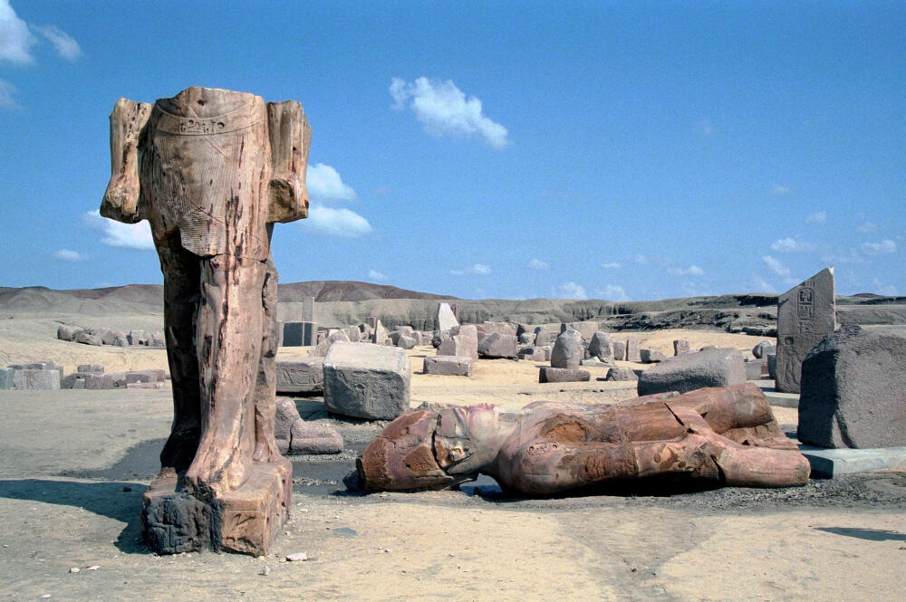 Why Did a Student Decide to Raise Awareness of Ancient Egyptian Civilization?