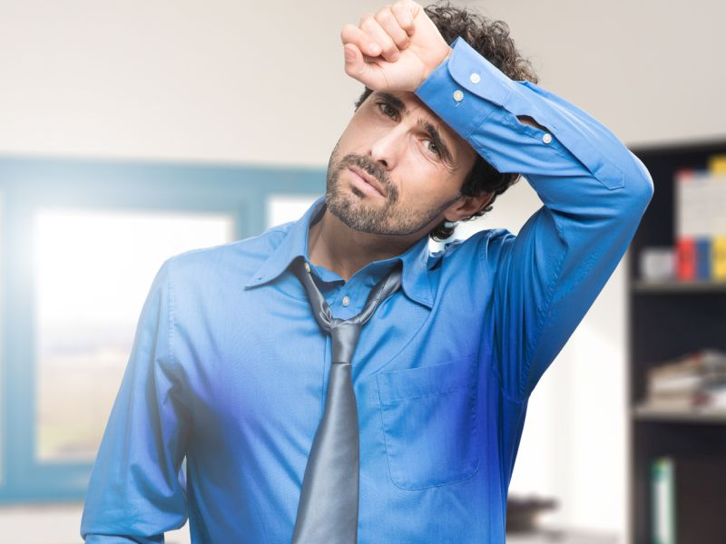 Excessive Sweating or Hyperhidrosis Can Now Be Treated