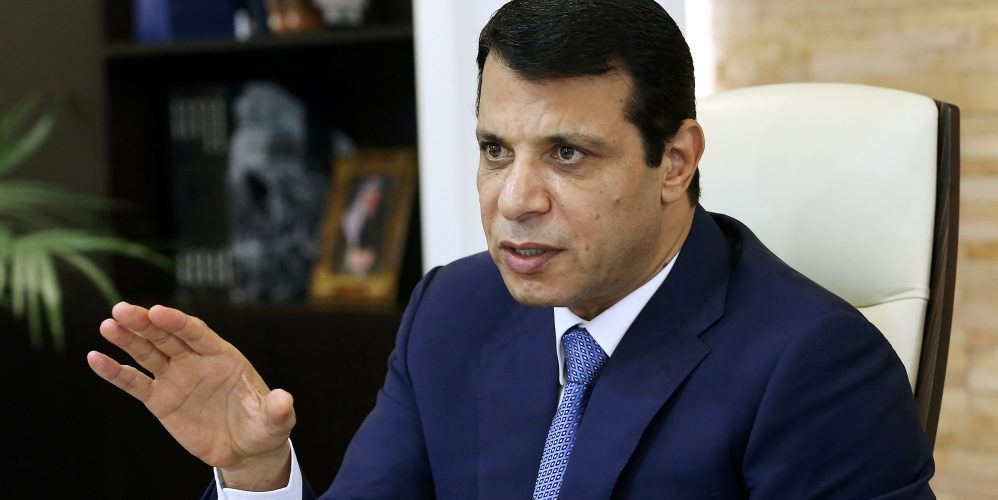 Dahlan Withdraw a Legal Case Filed Against UK-based Middle East Eye (MEE) Over Article on Turkey Coup