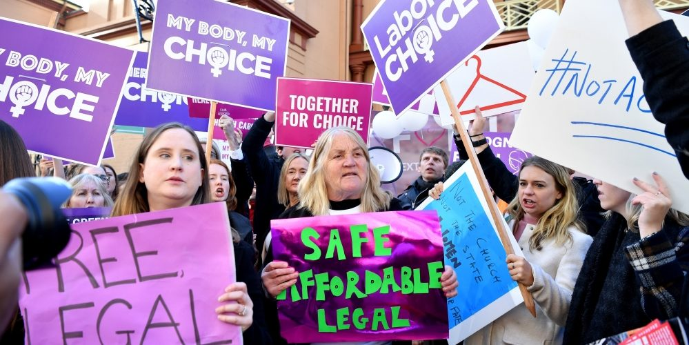 Abortion Bill in Australia Faces Resistance