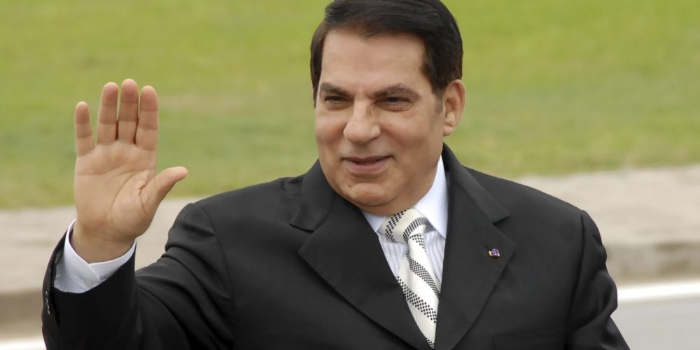 Former Tunisian President Ben Ali may be Dead, but his Regime Remains