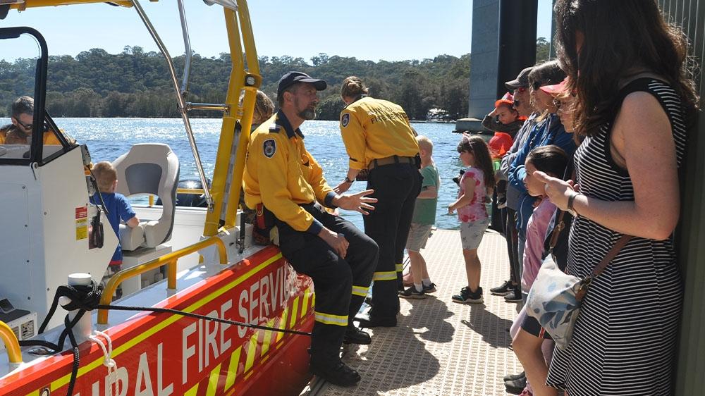 Australia Fire 'get ready'
