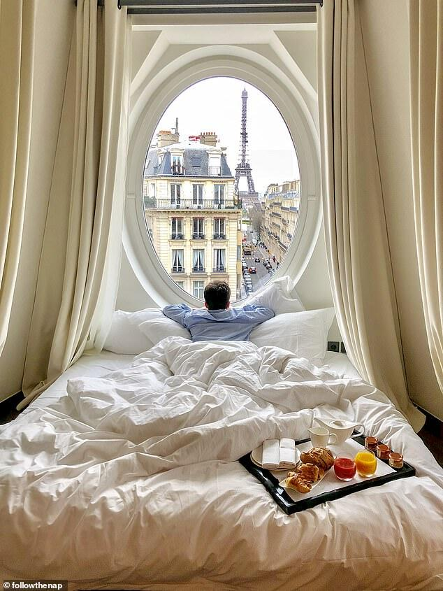 Meet The Influencer Paid $50K to Sleep in The World's Most Luxurious Hotels