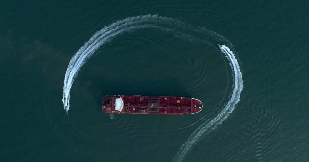 British-flagged Tanker that Iran Seized in July is Now Free to Leave