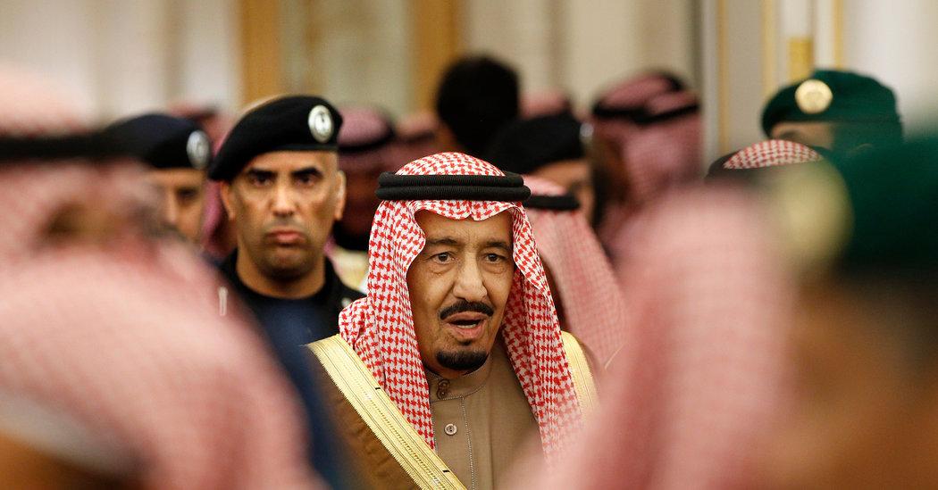 A Longtime Personal Bodyguard to Two Saudi Kings, Shot Dead