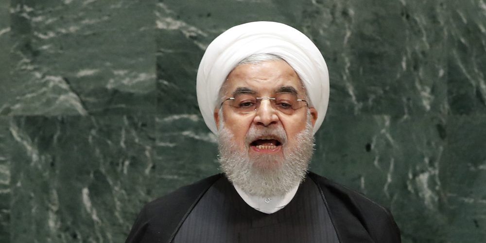 Iranian President Refuses US Nuclear Talks Until Sanctions Lifted