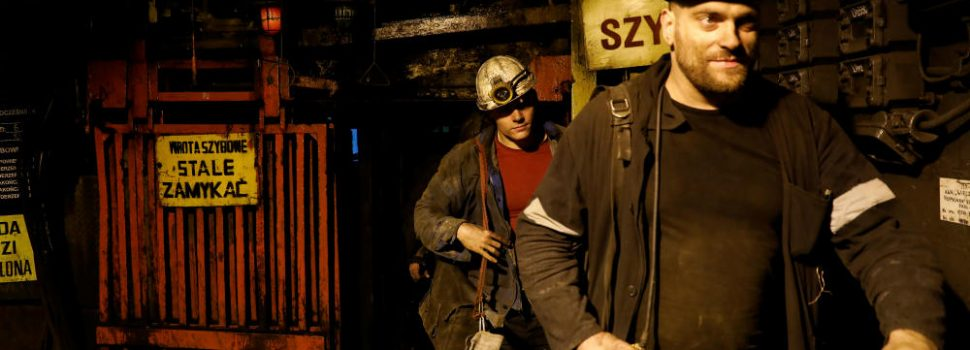 Poland Plan for Coal Mining Expansion Leaves Environmentalists in the Dark