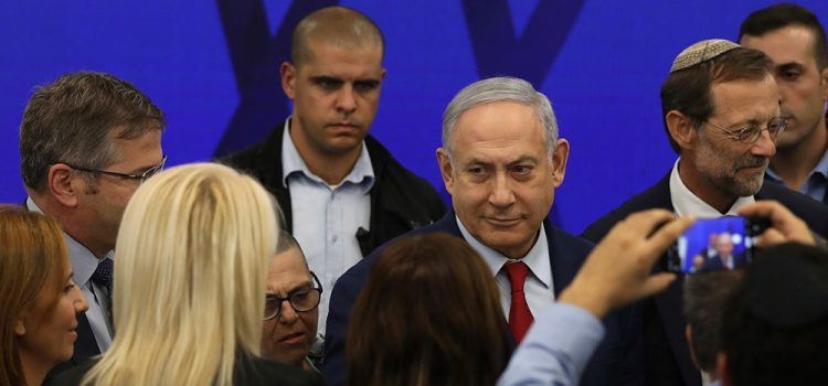 Palestinian Denounced Israeli PM Netanyahu's Pledge to Annex West Bank