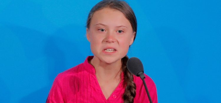 US President Trump Slammed After Posting Sarcastic Comment on Fervent Greta Thunberg Speech