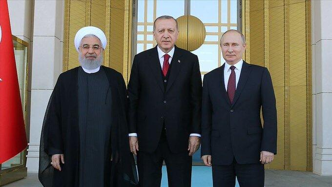 Turkey to Host 5th Syrian Trilateral Summit With Russian, Iran Leaders
