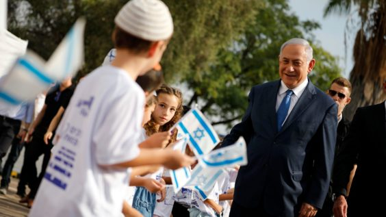 PM Netanyahu Vows to Apply Israeli Sovereignty Over All Jewish Communities in the West Bank