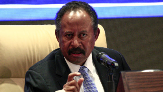 Sudan's Post-Bashir Sovereignty Council Appoints Government