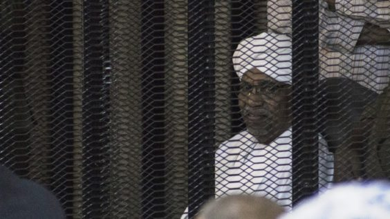 Piles of Cash Introduced as Evidence in Trial of Deposed Sudanese Despot