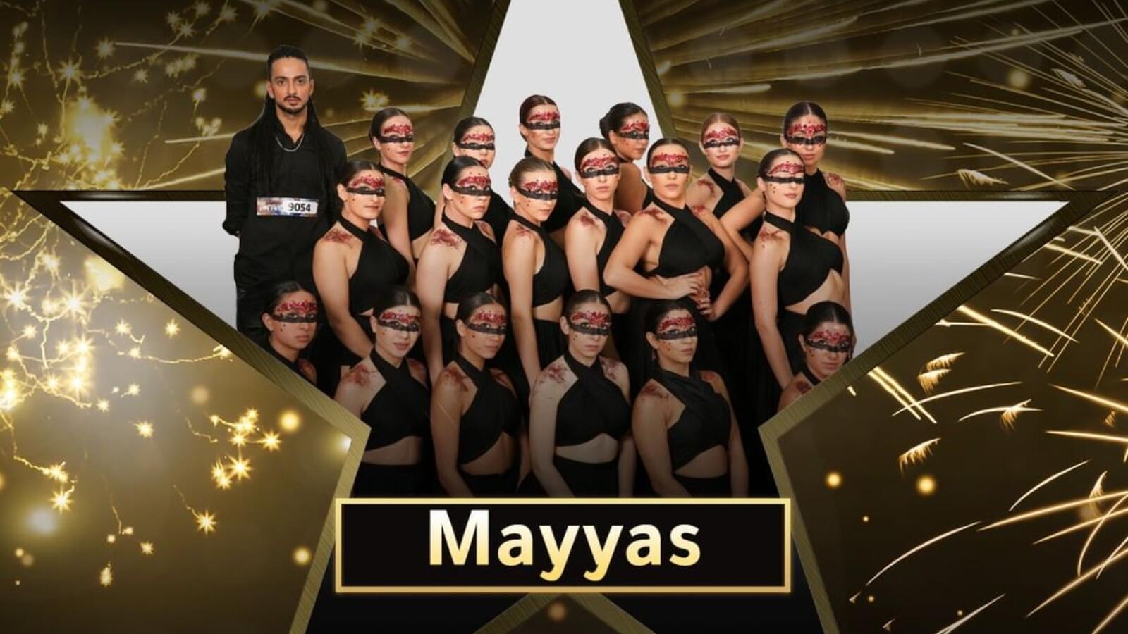 Arab's Got Talent Dance Group Winners Impress Britain's Got Talent's Panel