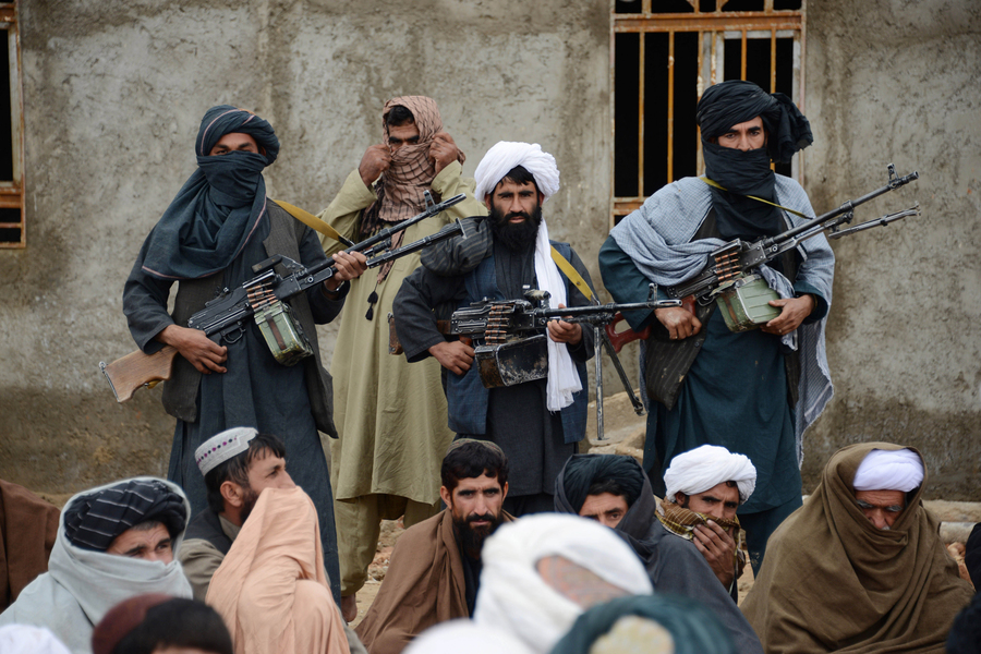 Taliban Calls for Direct Peace Negotiations with the Government of Afghanistan After Trump Calls for Peace Talk