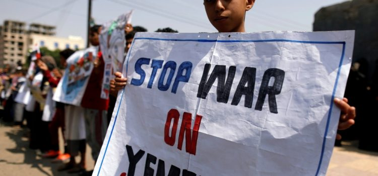 Two Million Children and Teenagers are Out of School in War-torn Yemen: UNICEF