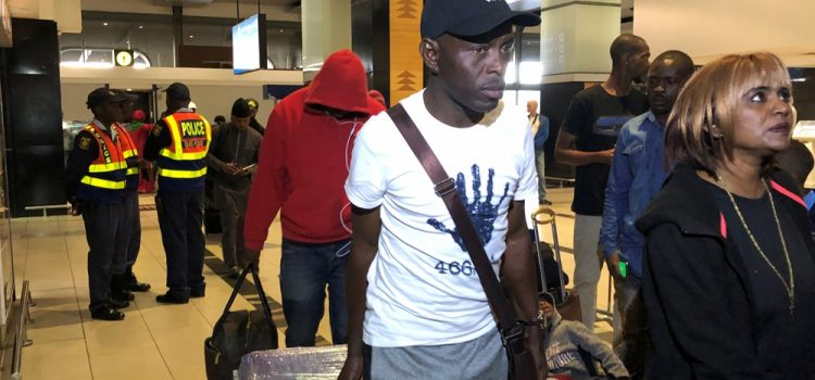 Nigeria Starts the Repatriation of More Than 600 of its Citizens From South Africa