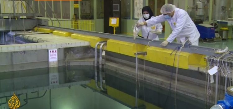 Iran to Start 'Unlimited' Nuclear Research and Development Work