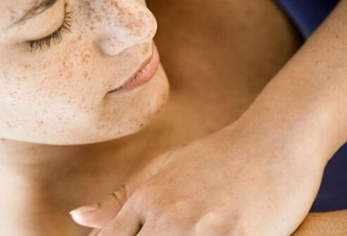 Health Tip: Relieving Itchy Skin