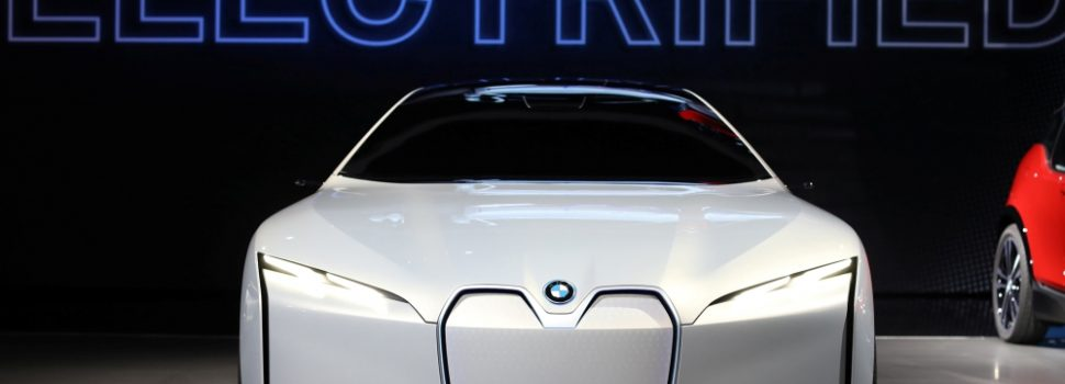 How BMW Deals with Trade Wars and Climate Change