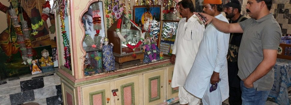 Accused of Committing Blasphemy, Pakistani Police Detain a Hindu School Principal