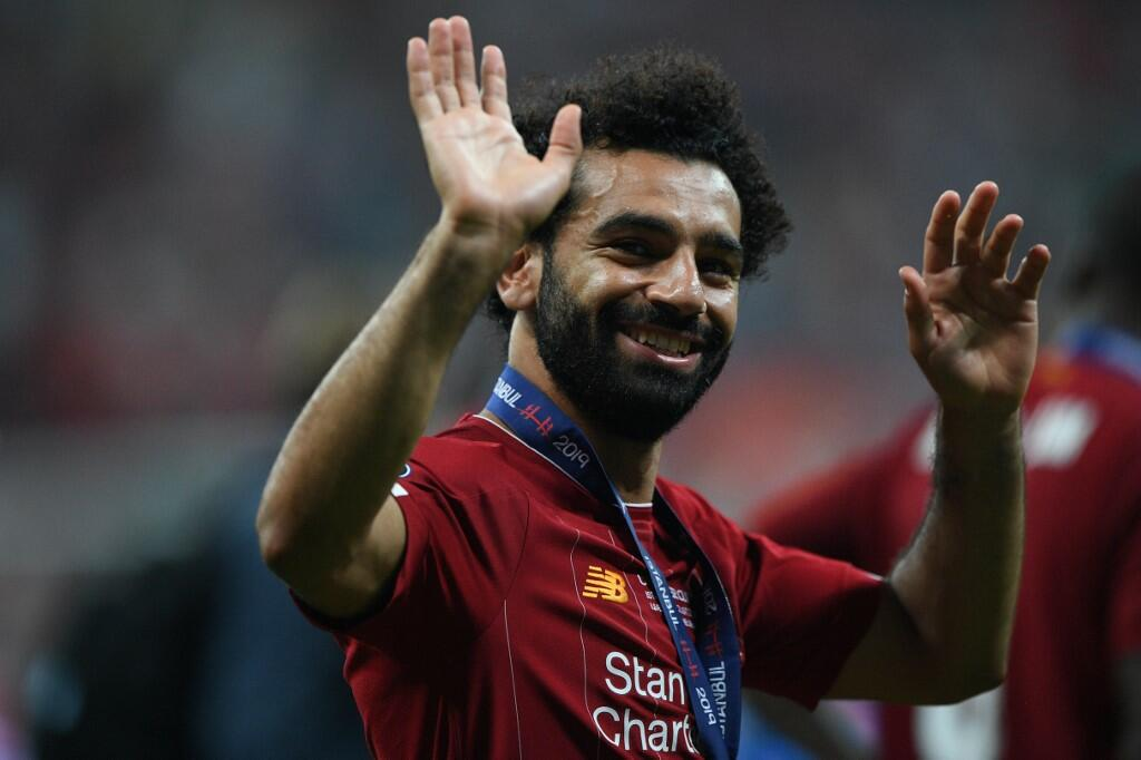 Salah Joins Messi and Ronaldo on FIFPro World 11 List
