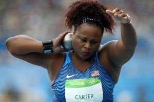 Olympic Champion Carter Donates Rio Qualification Kit To IAAF Heritage Collection