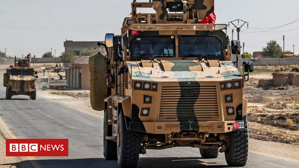 US to Play No rRle in Turkish NE Syria Operation