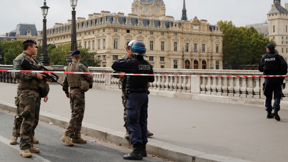Five Arrested Over Deadly Knife Attack on Paris Police HQ