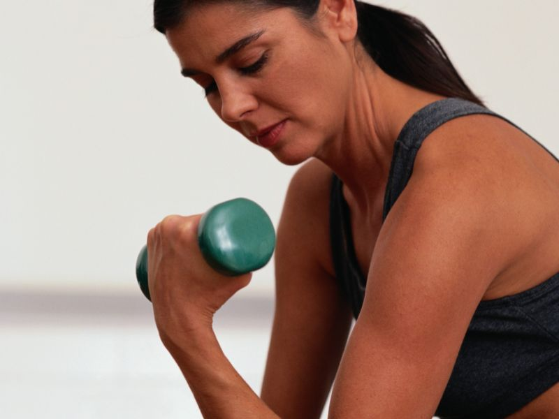 A Workout to Shape Your Shoulders