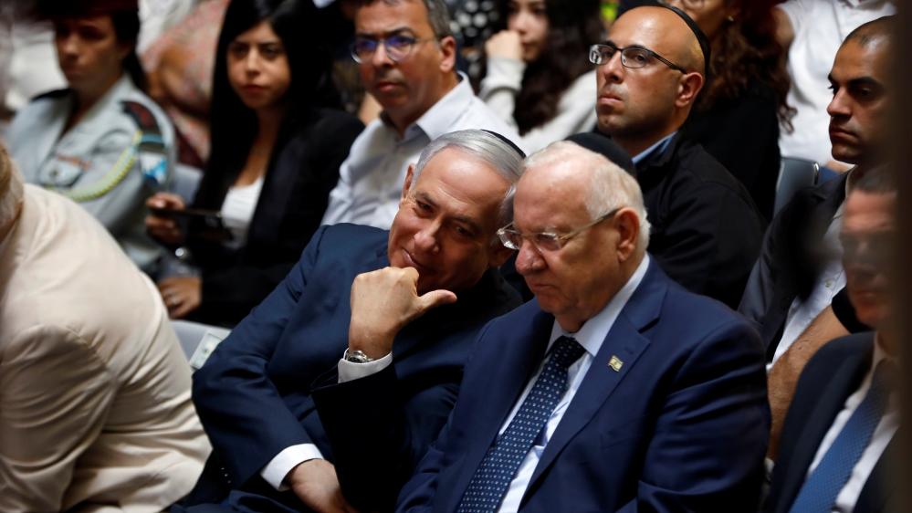 Israel's Benny Gantz: Political Novice Trying to Oust Netanyahu