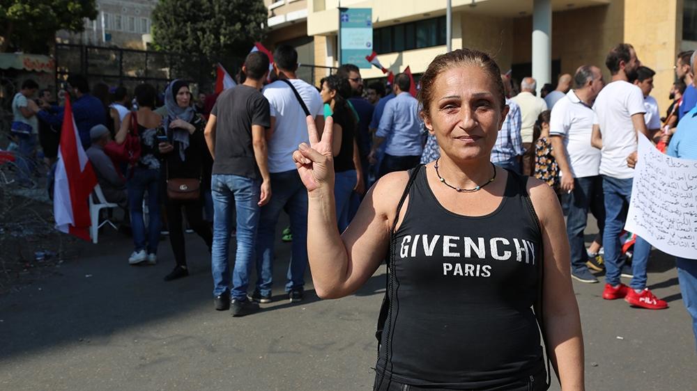 Ramzieh Barakat [Mersiha Gadzo/Al Jazeera]