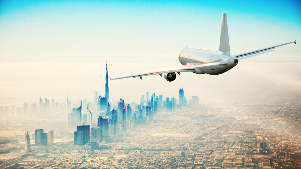 UAE's Aviation Sector to Contribute $128 Billion to the Economy by 2037