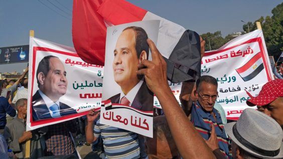 Egyptian Dragnet in Wake of Protests Said to Ensnare Children, Foreigners