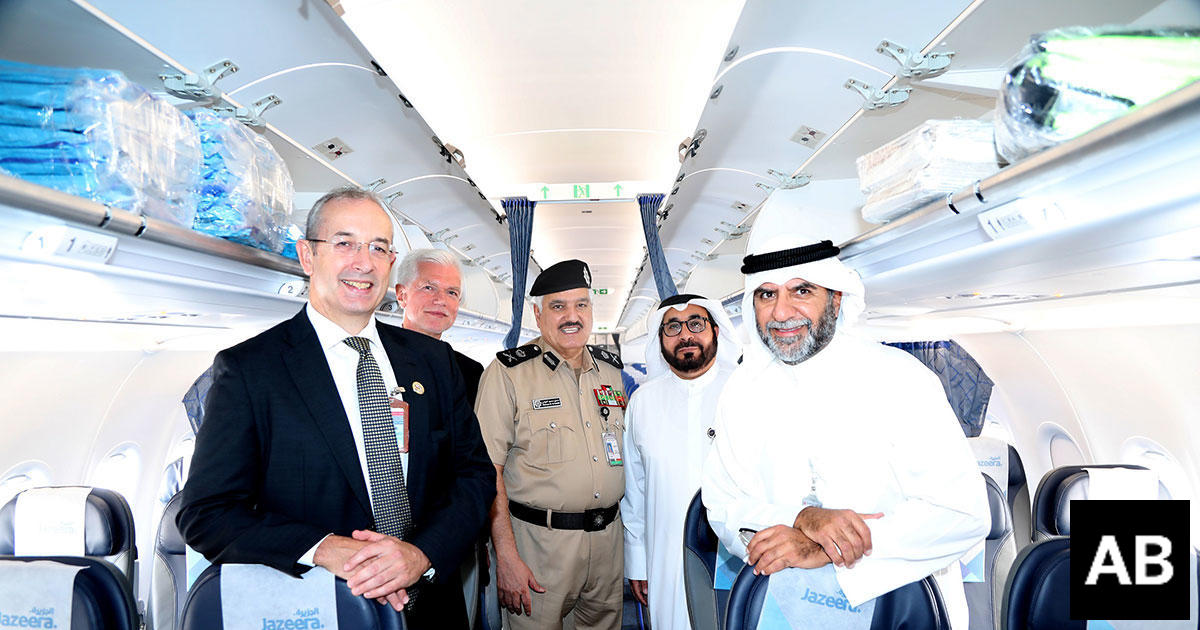Kuwait's Jazeera Airways Takes Off on Inaugural London flight
