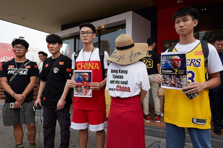 Chinese Fans Cheer NBA Game, But Call Timeout Over Pro-HK Tweet