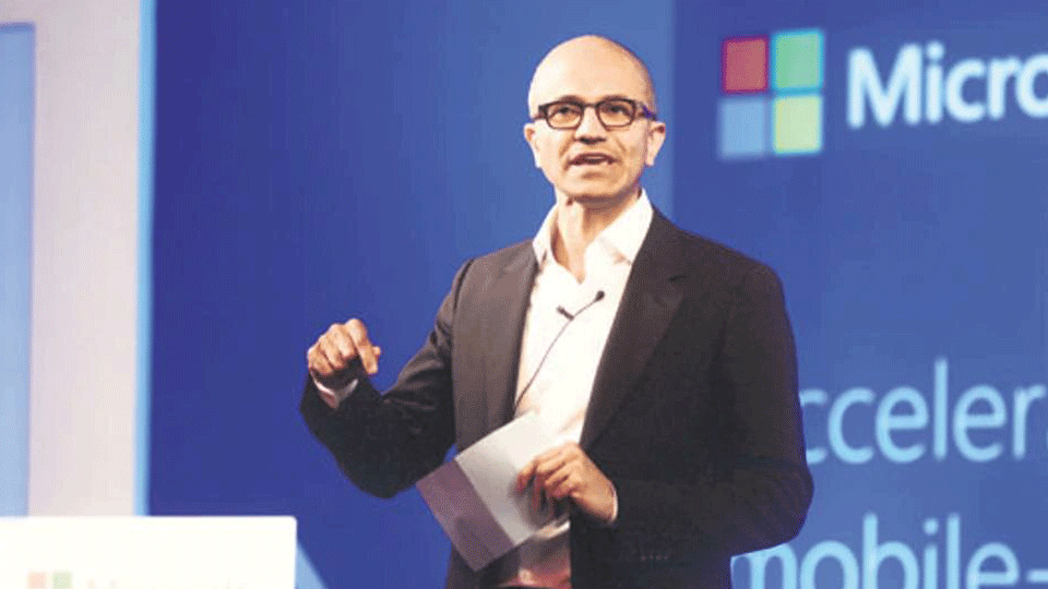 Microsoft CEO Earns $42.9 Million in Total Compensation for Fiscal Year