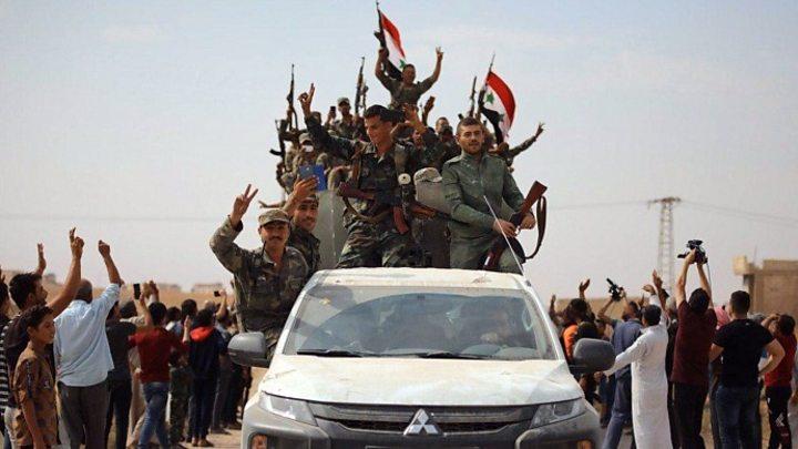Turkey-Syria Offensive: US Sanctions Turkish Ministries
