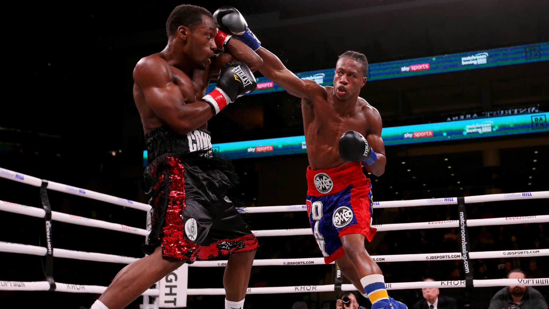 American Boxer Patrick Day in 'Extremely Critical Condition' with Brain Injury