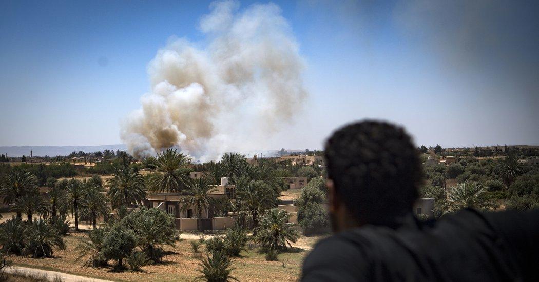 Russia Dominated Syria's War. Now It's Sending Mercenaries to Libya.