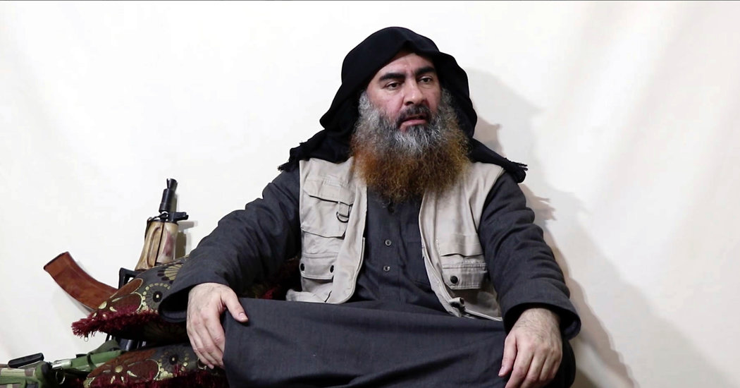 Turkey Has Captured One of the Wives of Al-Baghdadi, the Slain ISIS Leader