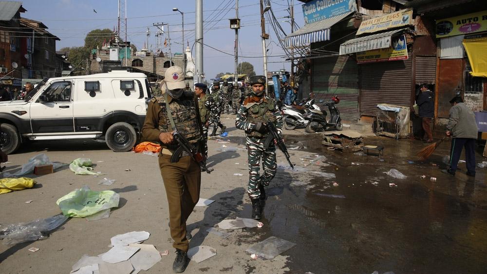 Deadly Grenade Attack Hits Kashmir Amid India Lockdown