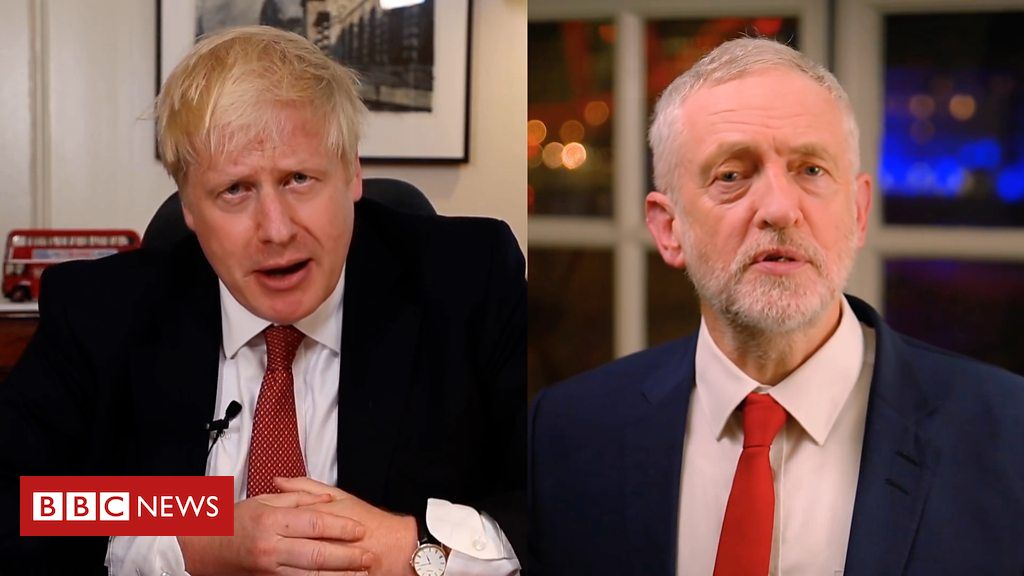 A Fake Social Media Video Where Boris Johnson and Jeremy Corbyn Endorse Each Other for Prime Minister