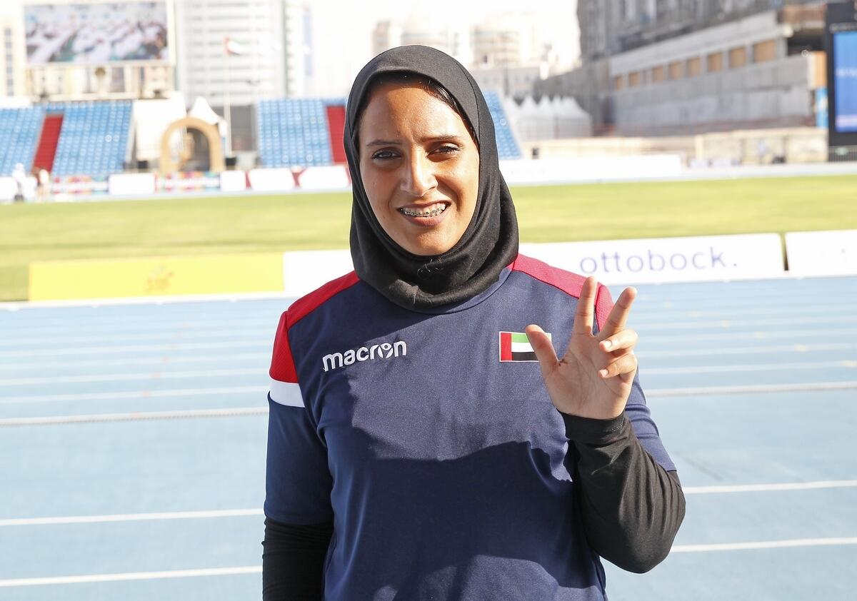 UAE Star Sara Al Senani Targets Gold at Tokyo Games