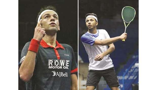 ElShorbagy Targets World Title in Doha