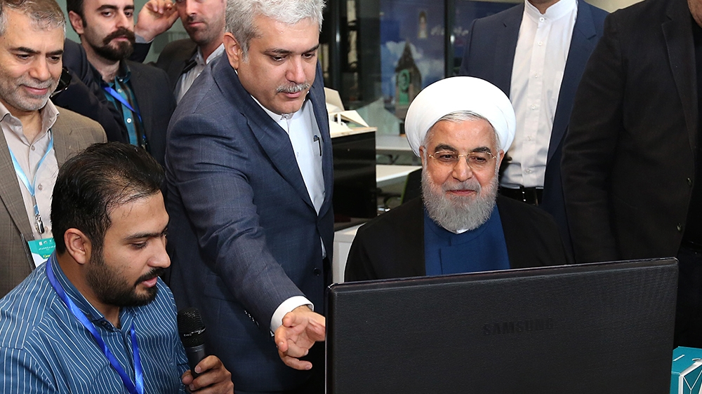 Iranian President Hassan Rouhani Announces Another Step Away From Nuclear Deal