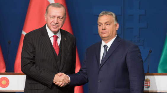 Turkey Finds Ally in Hungary as Both Move Closer to Russia